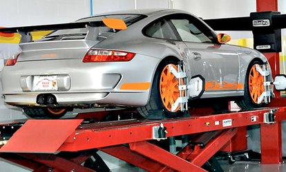 image for Supertreads: MOT Test (£14), 68-Point Service (£36) or Both (£45) (Up to 66% Off)