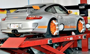Supertreads Automotive: Supertreads: MOT Test (£14), 68-Point Service (£36) or Both (£45) (Up to 66% Off)