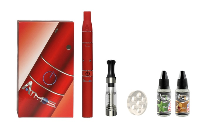 Atmos Rx Dry Herb Vaporizer Kit with Oil Bundle: Atmos Rx Dry Herb Vaporizer Kit with Oil Bundle. Multiple Colors Available.