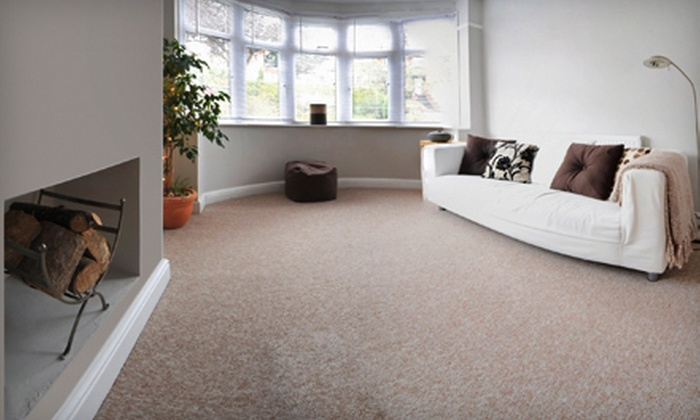 Spic N Span Carpet Cleaning Inc. - Richmond: Carpet Cleaning for Three Rooms or a Whole House from Spic N Span Carpet Cleaning Inc. (Up to 67% Off)