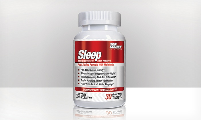Image result for Top Secret Nutrition Sleep