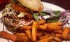 The LuBar & Bistro - Carlyle: Weekend Breakfast Buffet or Casual Cuisine at The LuBar & Bistro in Carlyle (Up to 50% Off). 3 Options Available.