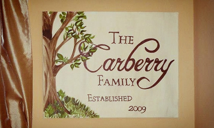 """Just for Me Murals - North Jersey: 18"""" x 24"""" or 24"""" x 30"""" Customized Hand-Painted Canvas from Just for Me Murals (Up to 66% Off)"""