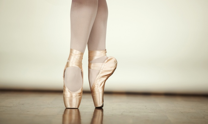 South Shore Ballet Academy - Amityville: One Month of Classes for Ages 3–4, 5–6, 7–8, or 9 and Older at South Shore Ballet Academy (Up to 51% Off)