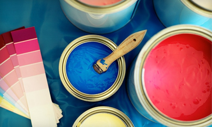 Five Star Painting - Charlotte: Interior Painting for One, Two, or Three Rooms from Five Star Painting (Up to 63% Off)