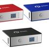 POM Power2Go Digital Display 4,000 mAh Powerbank with Rapid Charging