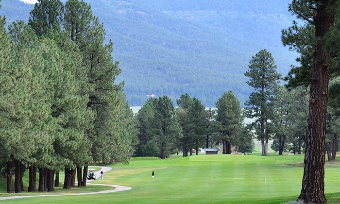 Pendaries Golf Resort - Rociada, NM: 18 Holes of Golf with Cart Rental for Two or Four, Valid Monday–Thursday at Pendaries Golf Course (50% Off)
