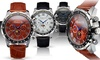 Lombard & Cie Men's Automatic Watches: Lombard & Cie Men's Automatic Multifunction Watches