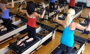 X-treme Pilates: Three or Five Pilates Reformer Classes at X-Treme Pilates (Up to 71% Off)