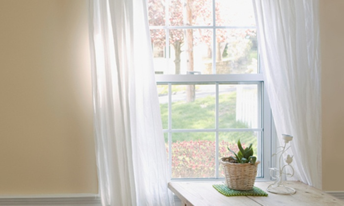 Advanced Window Products - South Salt Lake City: Windows and Installation Service from Advanced Window Products (Half Off). Three Options Available.