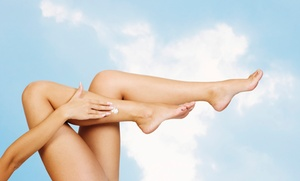 Six Laser Hair-removal Treatments On A Small, Medium, Or Large Area At Essential Aesthetics (up To 88% Off)