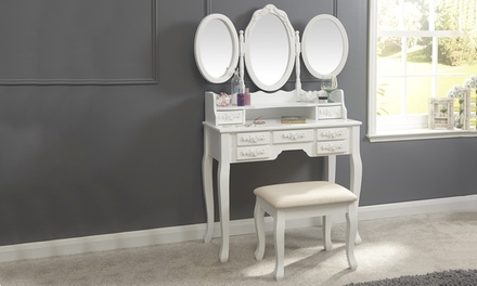 shabby chic dressing tables