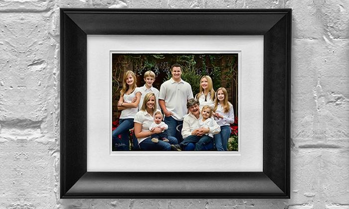 Impact Photographic Design - Winnipeg: Family Shoot at Impact Photographic Design (Up to 89% Off). Two Options Available.