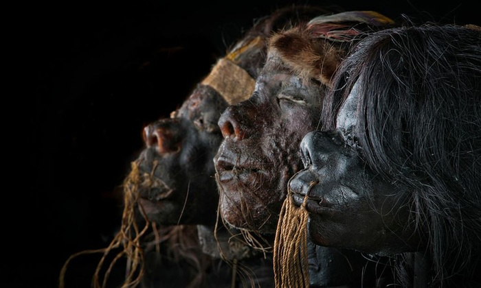 Buffalo Museum of Science - G1 - MLK Park: $35 for Mummies of the World: The Exhibition Final Weeks at Buffalo Museum of Science (Up to $54 Value)