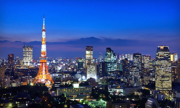 Tokyo City Vacation with Airfare: Seven-Day, Five-Night Tokyo Vacation from Friendly Planet Travel with Airfare, Hotel, Breakfasts, and Guided City Tour