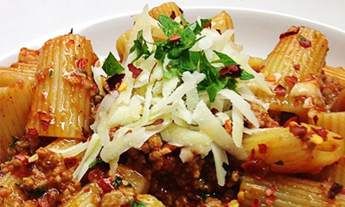 Pamfilio's Ristorante - Cumberland: Italian Dinner for Two or Four at Pamfilio's Ristorante (Up to Half Off)