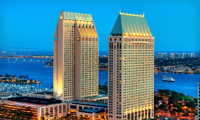 null - Orange County: Stay at Manchester Grand Hyatt San Diego in San Diego, CA