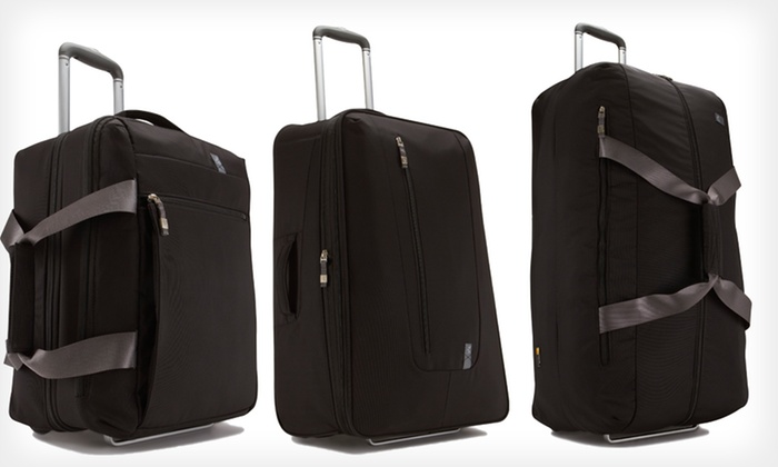 Case Logic Luggage and Travel Accessories Deals for only $59 instead of $190