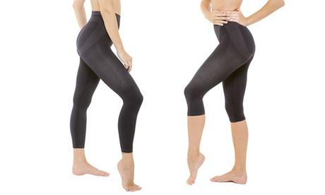 Pantalones tipo leggings, estilo largo o pirata anti-piel de naranja