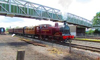 Steaming Day on 23rd, 26th or 30th October at Buckinghamshire Railway Centre (Up to 50% Off)