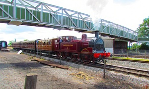 Buckinghamshire Railway Centre: Steaming Day on 23rd, 26th or 30th October at Buckinghamshire Railway Centre (Up to 50% Off)