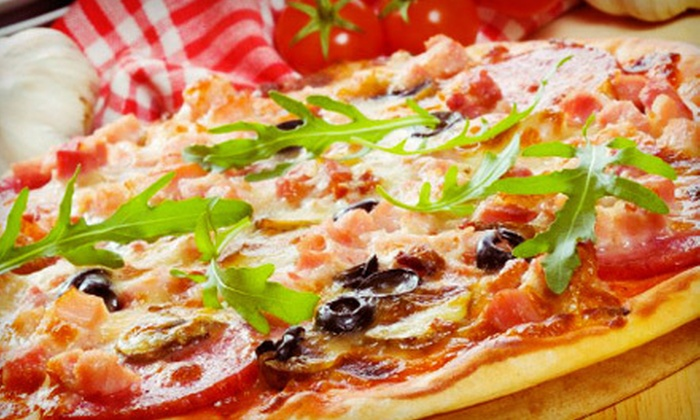 Joey D's Italian Grill Pizzeria & Seafood Restaurant - Marblehead: $15 for $30 Worth of Italian Food at Joey D's Italian Grill Pizzeria & Seafood Restaurant