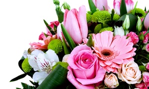 Ed Moore Florist: $15 for $25 Worth of Fresh-Flower Arrangements, Balloons, and Gifts at Ed Moore Florist
