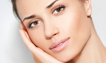 One, Two, or Three Platelet-Rich Plasma Facials at Aphrodite Cosmetic Surgery & Spa (Up to 83% Off)