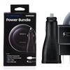 Samsung Power Bundle with Dual Charger, Charge Pad, and Cables