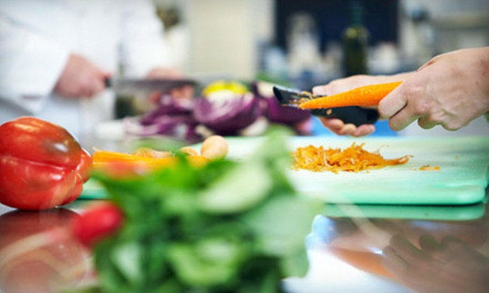 Cook Gourmet Inc. - Lorne Park: $45 for a Two-Hour Cooking Class at Cook Gourmet Inc. ($107.35 Value)