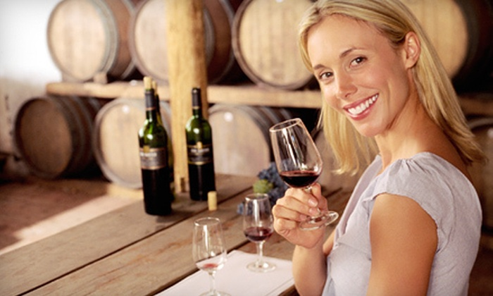 Landry Vineyards - B: Vineyard Tour and Wine Tasting for Two or Four at Landry Vineyards (Half Off)