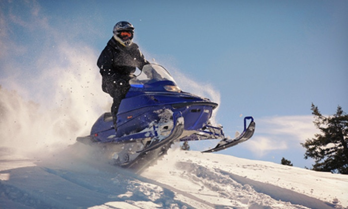 Ball Equipment - Richmond: Lawn-Mower, ATV, or Snowmobile Tune-Up at Ball Equipment (Up to 56% Off)