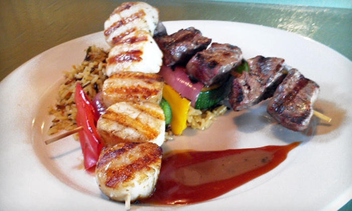 Snapper Jacks - Folly Beach: Seafood and Sports Pub Meal for Two or Four at Snapper Jack's (Up to 53% Off)