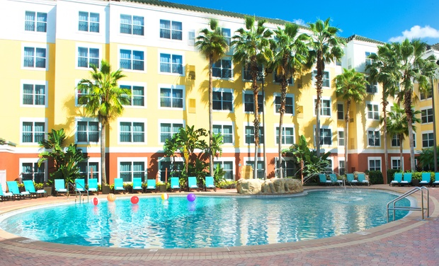 Residence Inn By Marriott Orlando Lake Buena Vista Fl Stay At