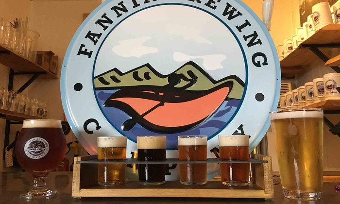Fanning Brewing Co - GaMountainsGuide.com
