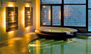 CASCINA SCOVA1: Spa con piscina e aquamassage per 2 persone alla Cascina Scova (sconto fino a 61%)