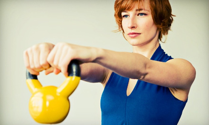 The Fighting Fit - Wyandotte: $37 for One Month of Unlimited Intro CrossFit Classes at The Fighting Fit ($150 Value)