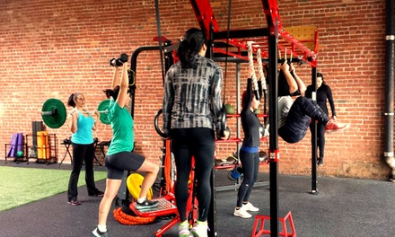 One-, Three-, or Six-Month Basic Membership at The Ultimate Proving Ground (Up to 60% Off)