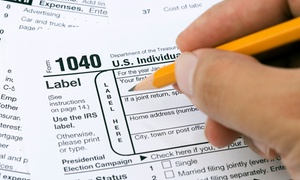 Capital Tax Services: $70 for Federal and State Tax-Return Preparation from Capital Tax Services ($200 Value)
