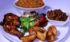 Seven-Dish African Platter for Two