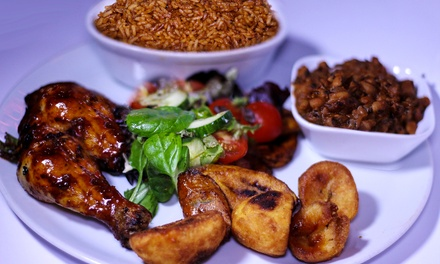 Seven-Course African Meal with a Drink for Two, Four, Six or Eight at Nativ Bournemouth (65% Off)