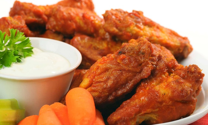 Fireside Brewhouse - Fireside Brewhouse: Buckets of Beer and Wings During Sunday and Monday Football Games at Fireside Brewhouse (Up to 52% Off)