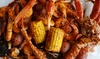 Up to 48% Off Seafood at The Boiling Pots