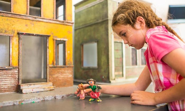 Children's Creativity Museum - SoMa: $22 for Admission for Four to Children's Creativity Museum (Up to $44 Value)