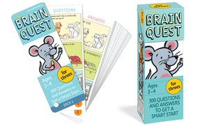 Brain Quest Kids' Question-and-Answer Game
