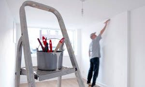 Robinsons Pro Painting: $199 for Interior Painting of Two Rooms Up to 12' x 12' x 9' Each from Robinsons Pro Painting ($500 Value)