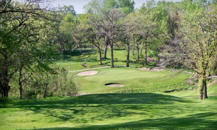 Cardinal Hills Golf & Swim - Newton: 18-Holes of Golf with Cart and Pool Access for One, Two, or Four at Cardinal Hills Golf & Swim in Newton (Up to 61% Off)