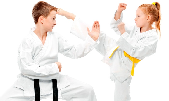 Grapevine Martial Arts and H-E-B Martial Arts - Multiple Locations: 1-, 2-, or 3-Month Unlimited Membership with Uniform at Grapevine Martial Arts and H-E-B Martial Arts (Up to 85% Off)
