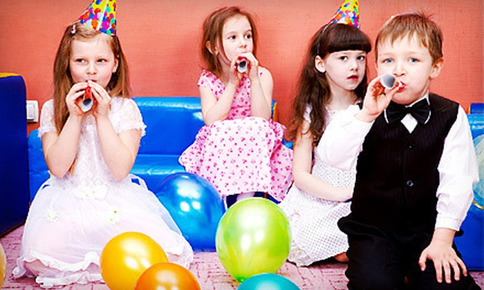 Goofballs Family Fun Center - Franklin: $99 for a Weekday Birthday Party for Up to 15 Kids at Goofballs Family Fun Center ($199 Value)