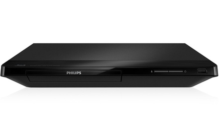 Philips Blu-ray Player with WiFi (Refurbished)